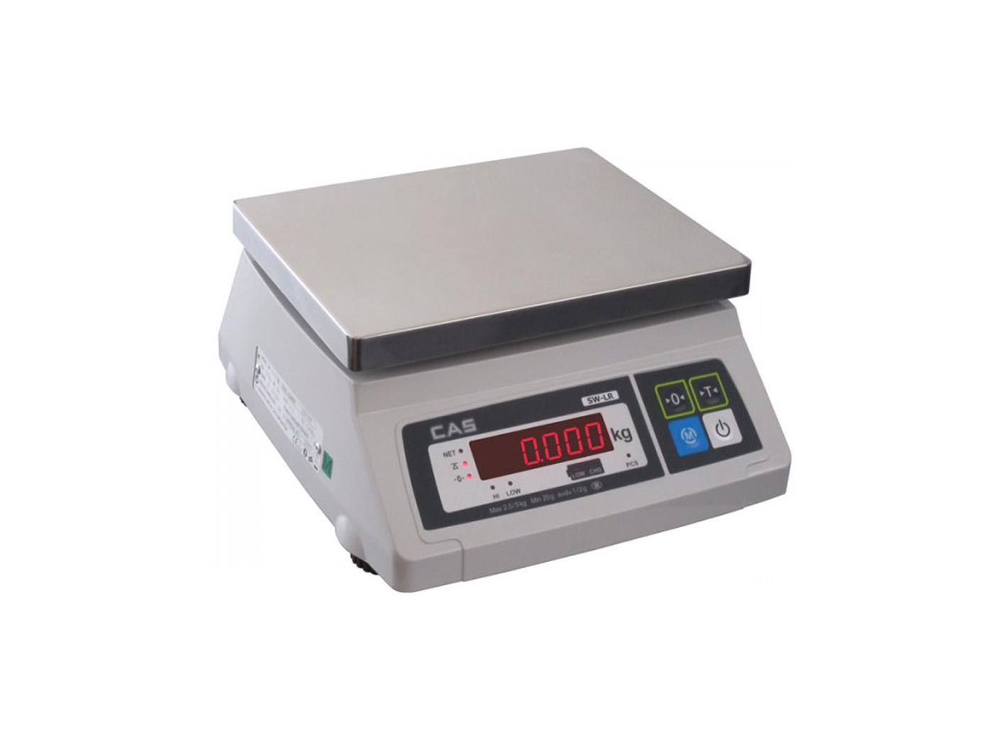 CAS SW LR Basic Scale
