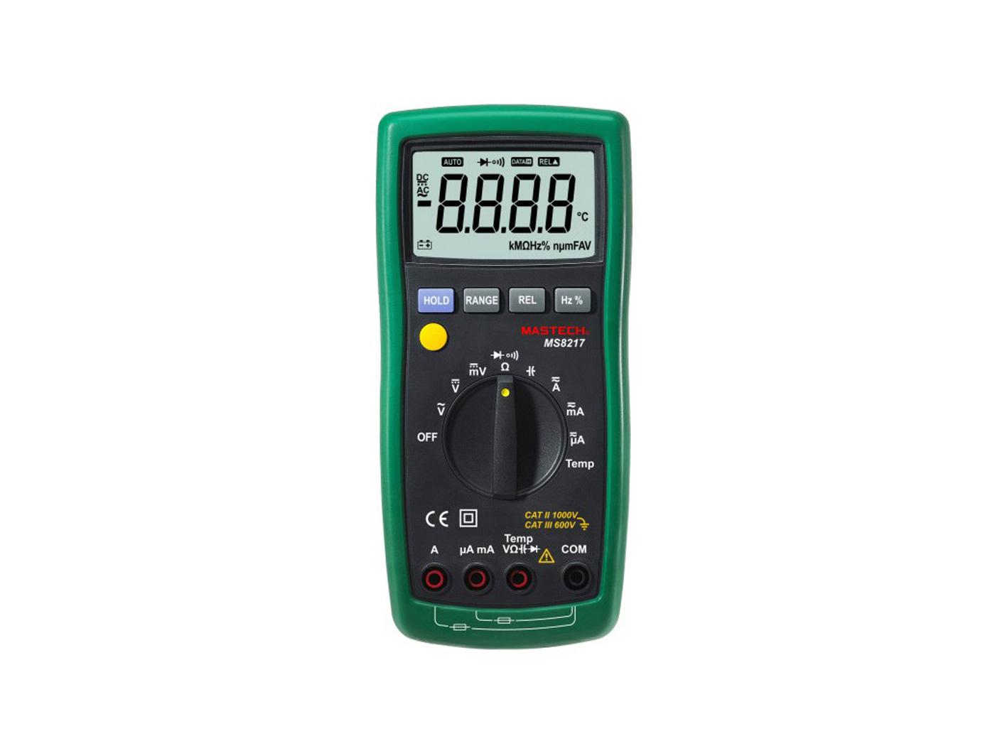 Mastech MS 8217 Digital Multimeter