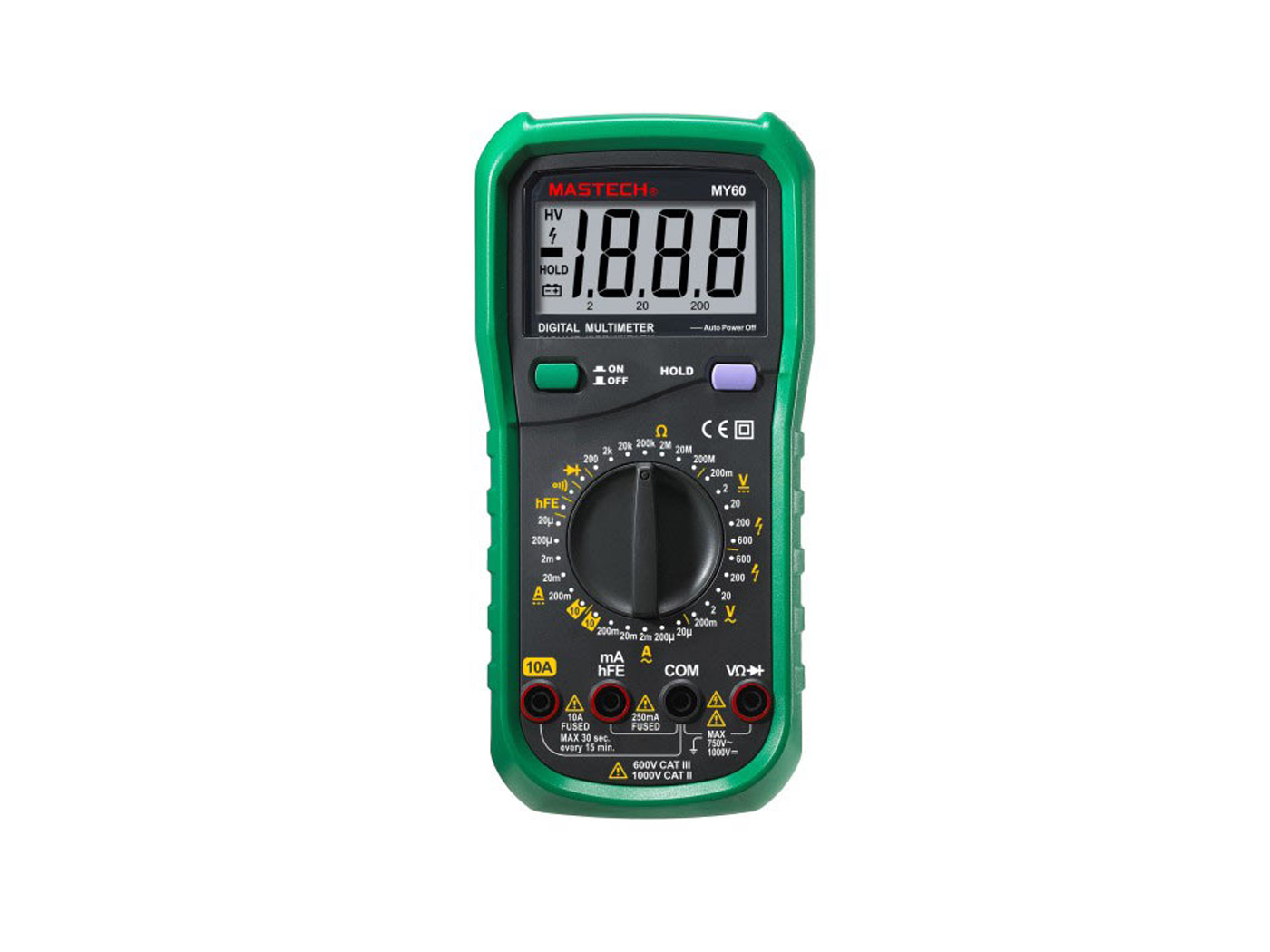 Mastech MY 60 Digital Multimeter
