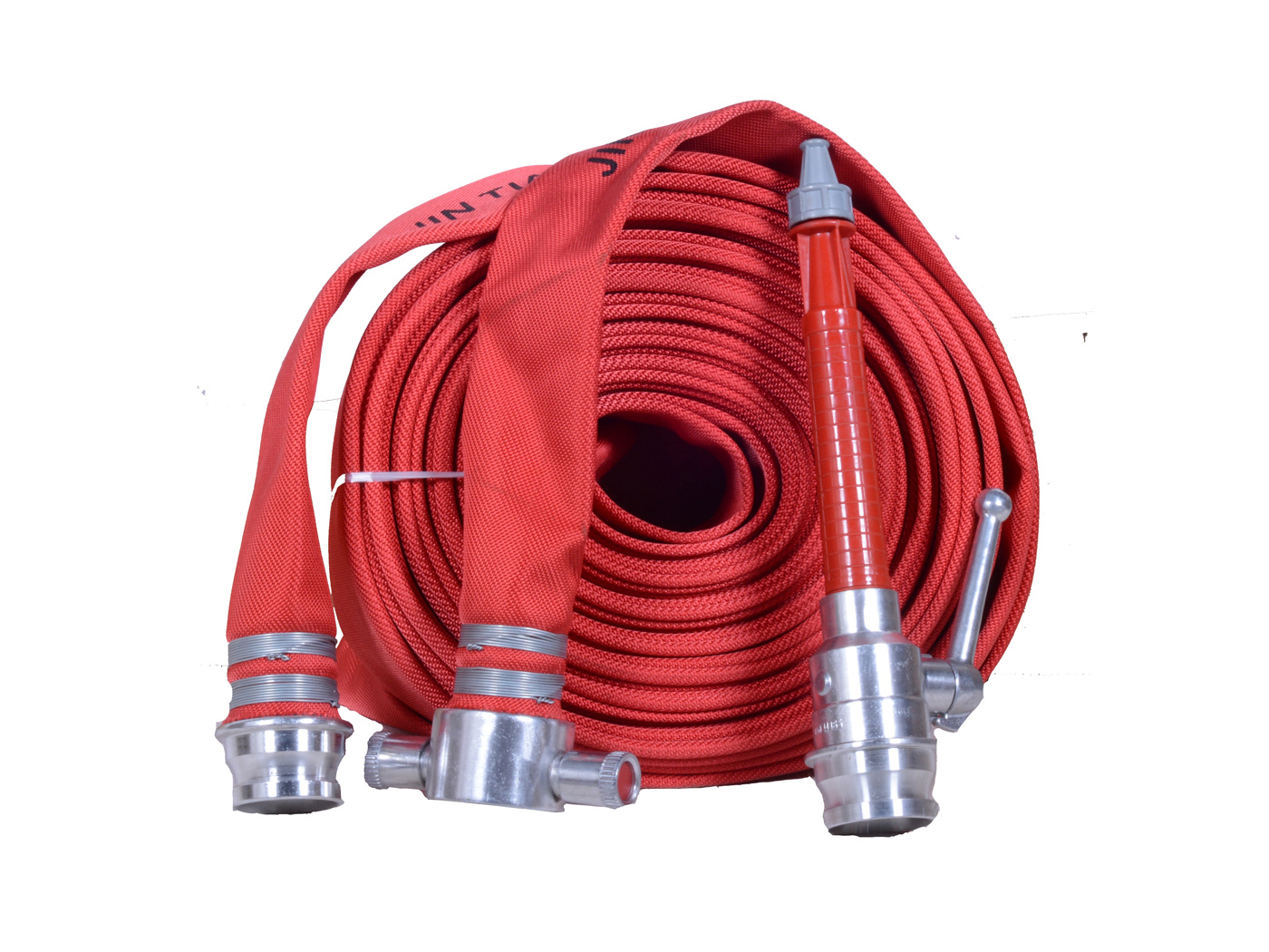 Canvas Hose With Coupling UL