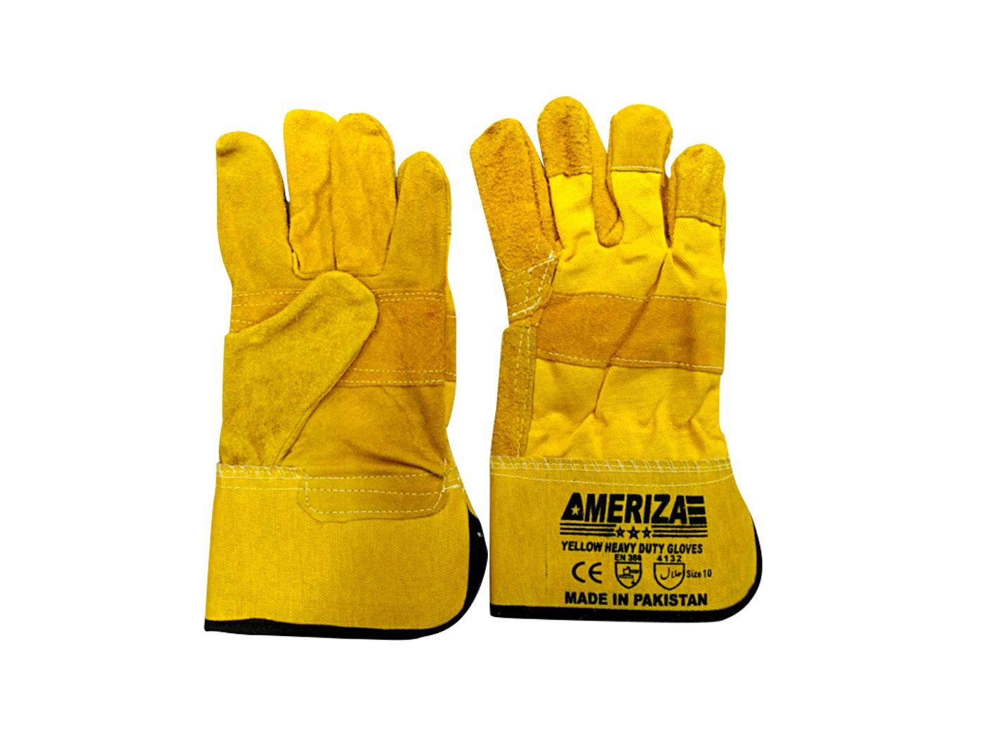 Patch Palm Gloves