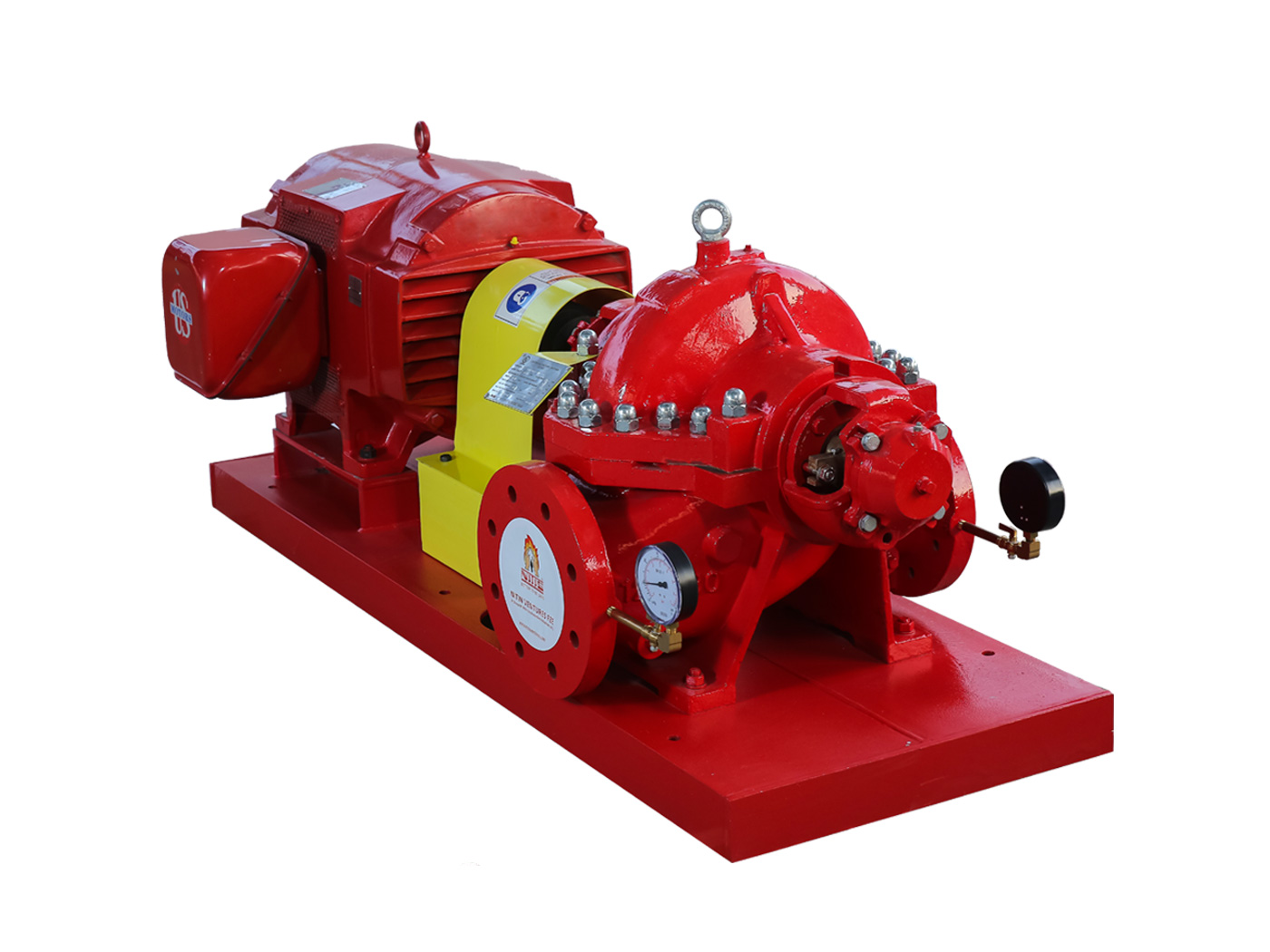 UL & FM Approved Fire Pumps