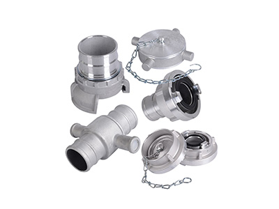 Fire Hose Couplings and Accessories