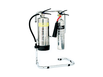 Fire Extinguisher Stand SS