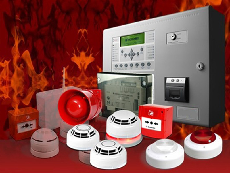 Fire Alarm System | Emergency/Exit Light | Fire Fighting System